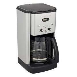 Cuisinart DCC-2600 Review and a picture of the coffee maker.