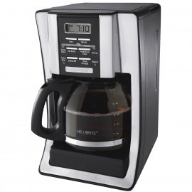 Mr. Coffee BVMC-SJX33GT Review and picture of the coffee maker.
